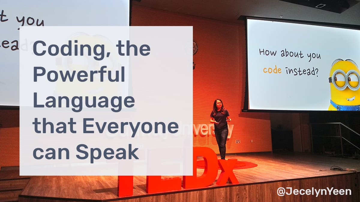 Coding - The Power Language that Everyone can Speak